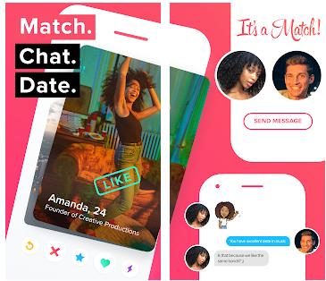 Aplikasi Cari Jodoh Bule Tinder Plus Apk
