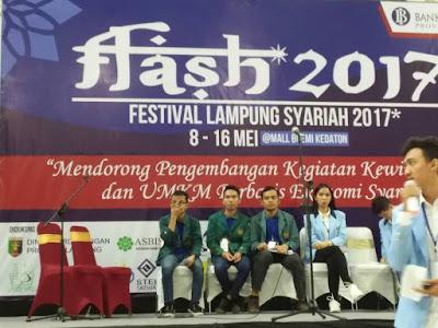 Serunya Festival Lampung Syariah 2017