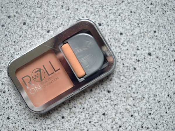 W7 Roll-On Flawless Foundation - Sand | Review