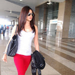 Priyanka Chopra at Mumbai International Airport Pics