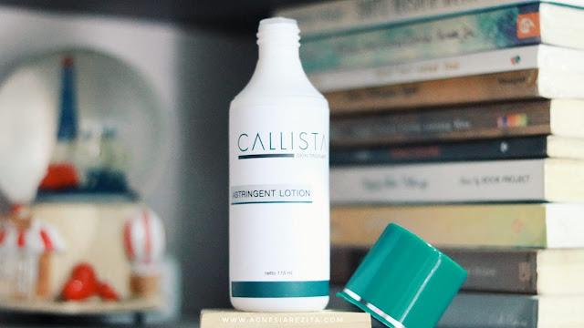 Callista Astringent Lotion
