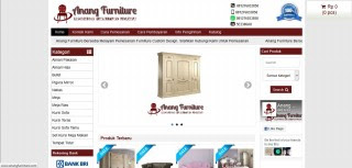 Anangfurniture.com Toko Online Furniture Terpercaya