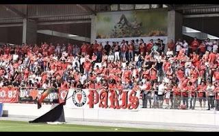 Adeptos do Benfica sempre presentes na Suíça