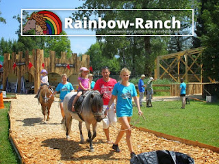 Pony Reiten Rainbow Ranch