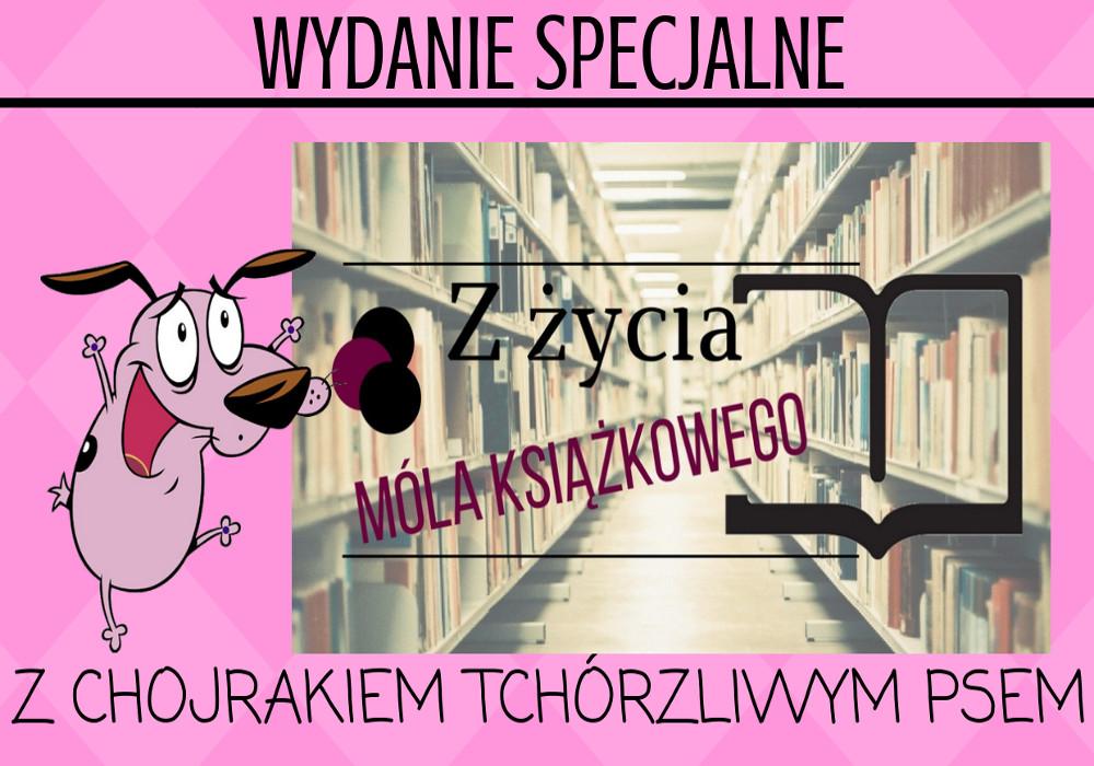 Z życia móla książkowego (WYDANIE SPECJALNE z 'Chojrakiem tchórzliwym psem') - 15 gifów pokazujących prawdę o książkoholikach