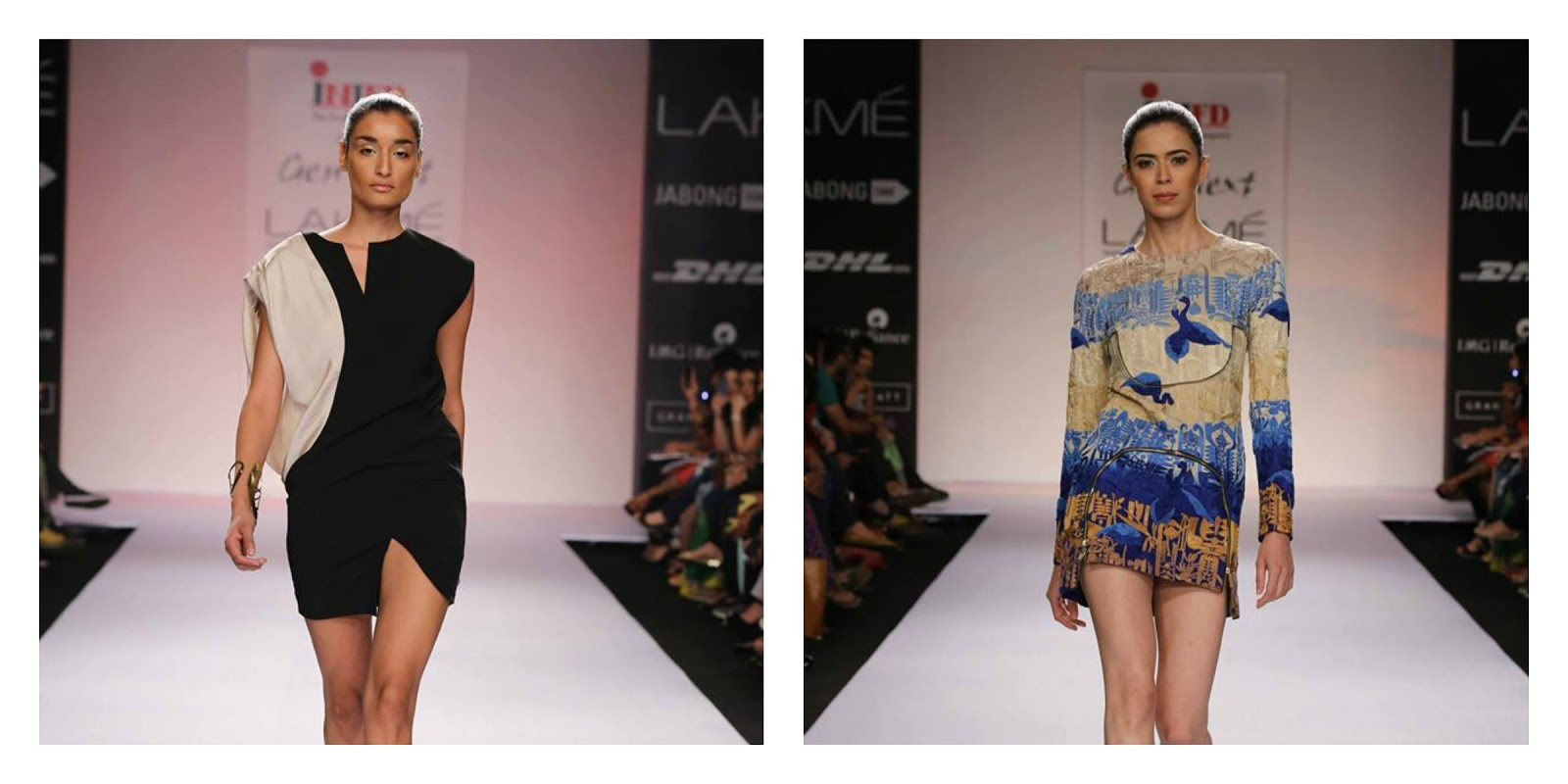 Lakme fashion week day1