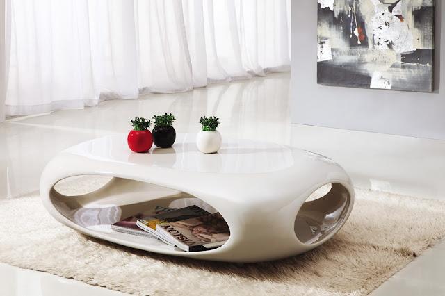 Tables basses décoratives