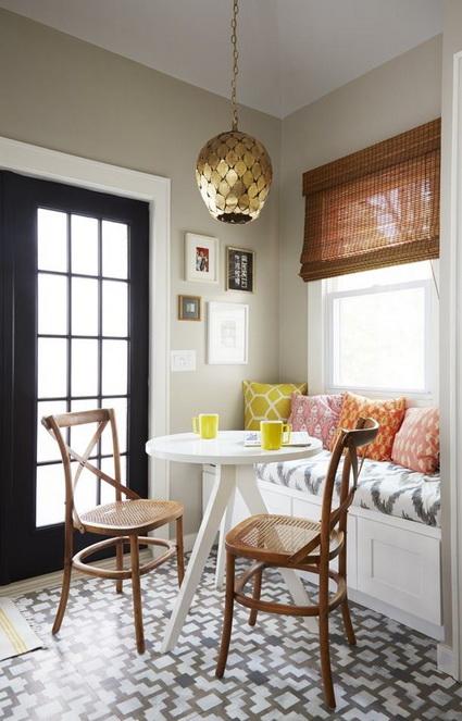 Narrow Dining Room Table Ideas 6