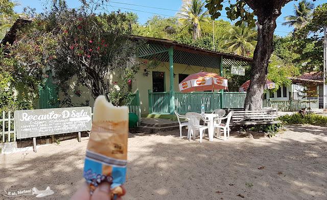 Recanto D. Sula, Mangue Seco, Bahia