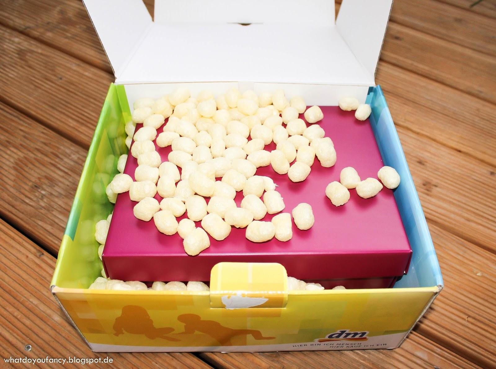 dm Lieblinge Box August 2013 unwrapped