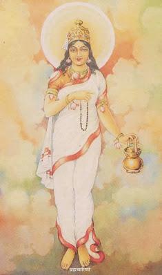 Goddess Brahmacharini Worship 2nd Day Navratri