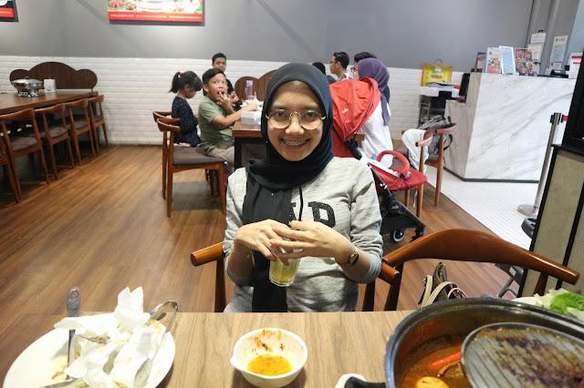 Experience Pak John Steamboat & BBQ @IOI City Mall Putrajaya