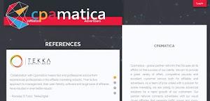 Menghasilkan Uang dengan Jaringan Afiliasi CPAmatica