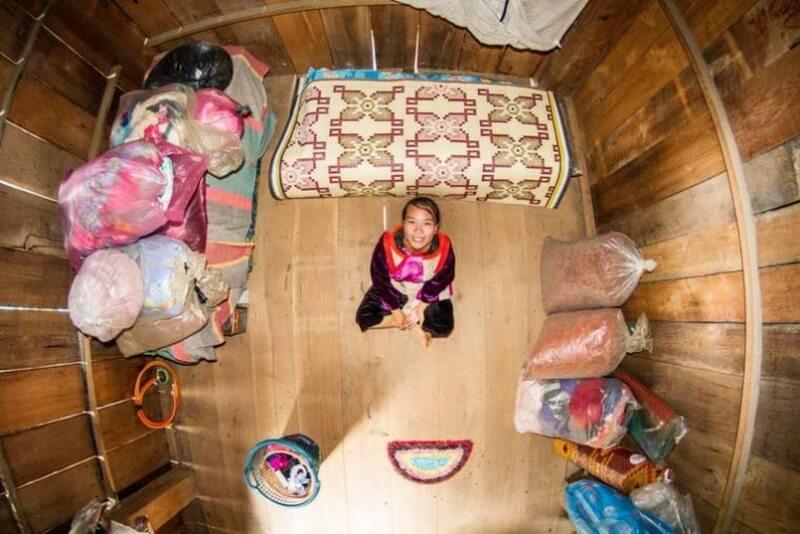 غرفة نوم من بان ساي نغام - تايلاند