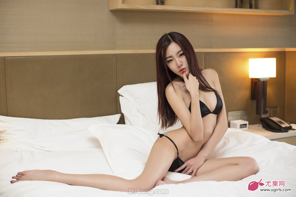 Image MrCong.com-UGIRLS-026-Guo-Wan-Qi-007 in post Người đẹp Guo Wan Qi (郭婉祈) gợi cảm trong bộ ảnh UGIRLS 026