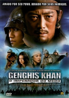 Genghis Khan: O Imperador do Medo – Dublado