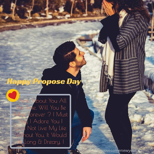 Propose Day Messages 2019