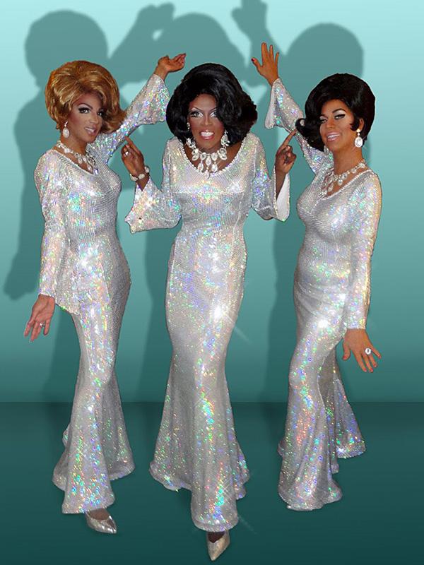 Femulating The Supremes.