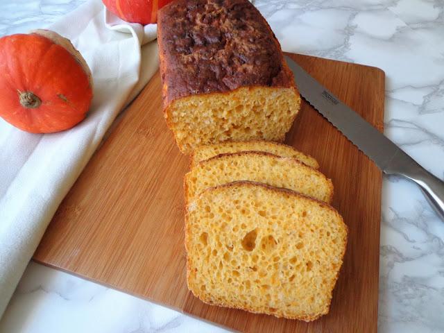 Z cyklu: Domowe pieczywo - Chleb dyniowy (Pane di zucca)
