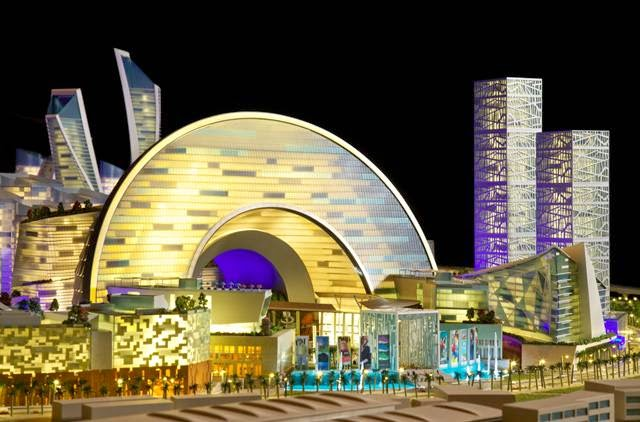 The Largest Mall in the Planet, Mall of the World Dubai