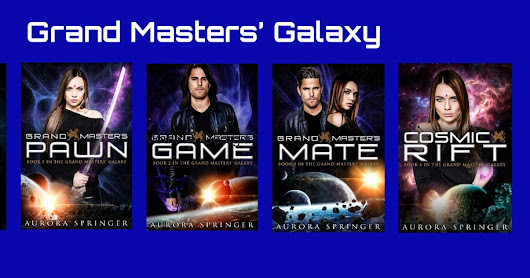 Grand Masters' Galaxy #eBooks are now on #GooglePlay