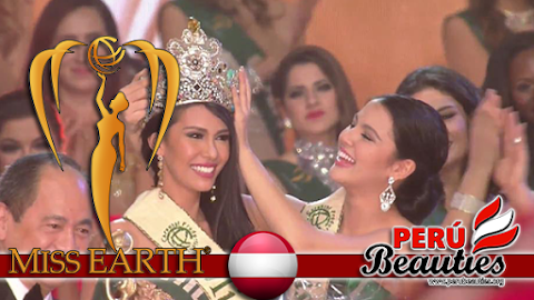 Filipinas es Miss Earth 2015