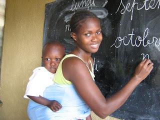Alfabetización para 808 mujeres