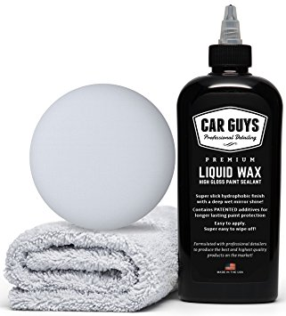 How to remove scratches and swirl marks from a black car