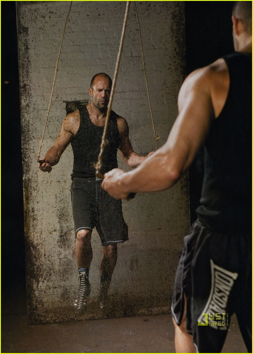 Daily Bodybuilding Motivation: Jason Statham Workout