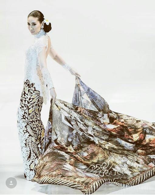 Kebaya Indonesia-Pakaian-kebaya