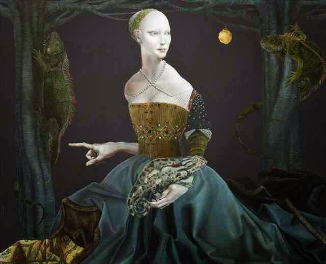 Молчаливые и прекрасные. Joanna Chrobak