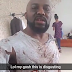 WTF!!! Banky W transforms into a dirt-truck pusher for a photoshoot