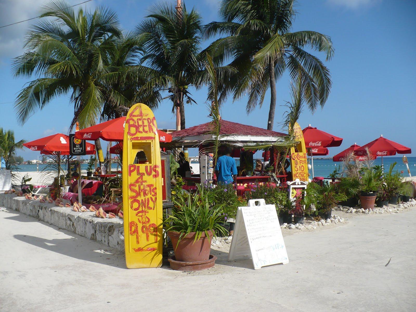 f261d95fb0 Tiki Bikini Hut Beach Bar on Junkanoo Beach