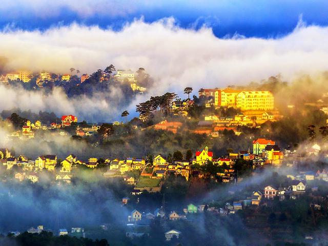 Đà Lạt-những địa điểm nên đi du lịch ở việt nam