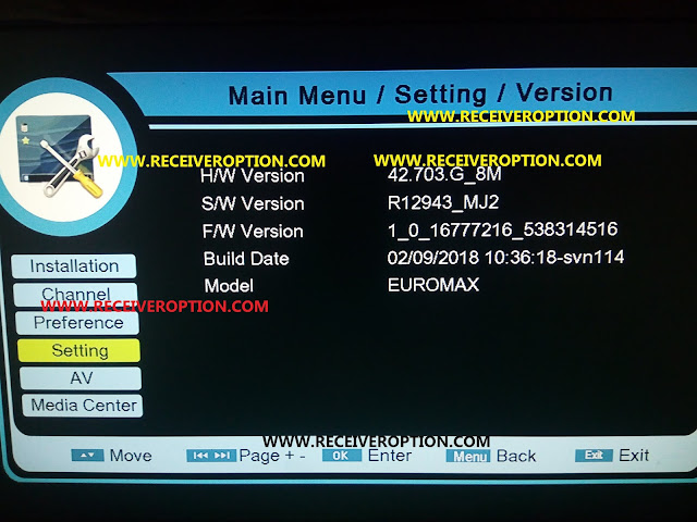 HOW TO CONVERT PROTOCOL 8MB HD RECEIVER TO 4MB BY USB THRU