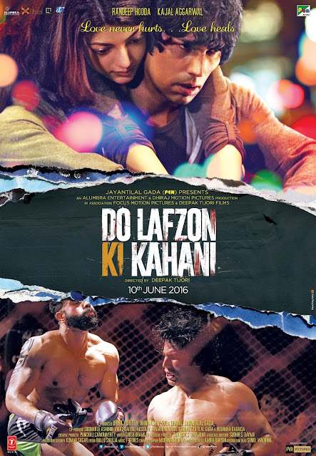 Photo of Do Lafzon Ki Kahani 2016 Hindi BRRip 480p 300MB-Direct Links