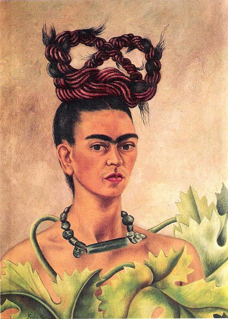 inner art el dolor en el arte de frida kahlo. Black Bedroom Furniture Sets. Home Design Ideas