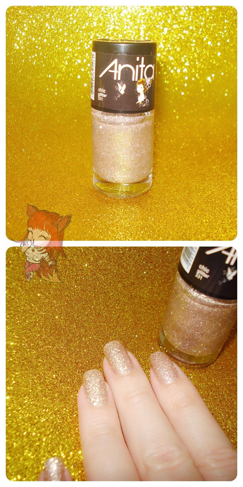 Esmalte Anita Liquid Sand :: Chic - Resenha