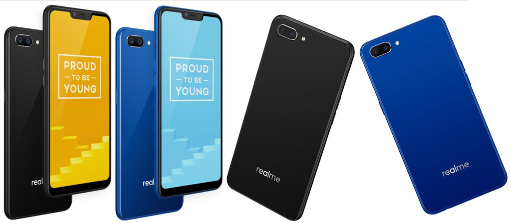 Realme C1 (2018) with Specifications