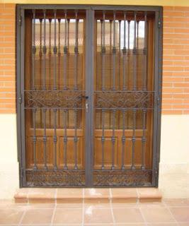 Protector puerta Forja en Tarragona
