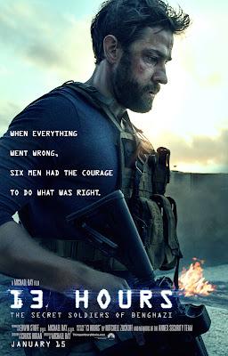 13 Hours : The Secret Soldiers of Benghazi (2016) 13 ชม. ทหารลับแห่งเบนกาซี
