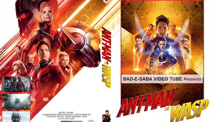 BAD-E-SABA Presents - Ant Man and The Wasp Full Movie Online
