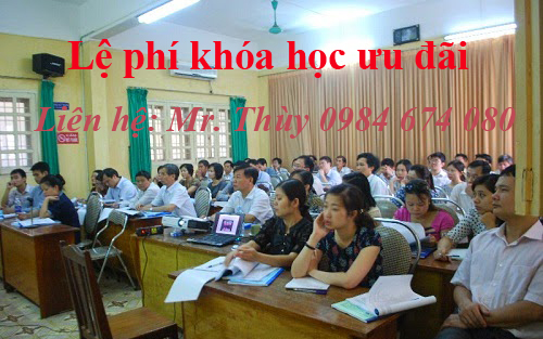 Lop hoc chi huy truong cong trinh tai TPHCM
