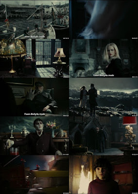 Dark Shadows 2012 BluRay 350MB Hindi Dual Audio 480p
