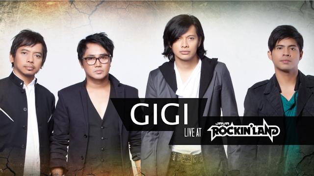 Kumpulan Lagu GiGi Band Mp3
