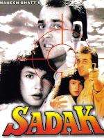 Sadak (1991) Full Movie Hindi 720p HDRip Free Download