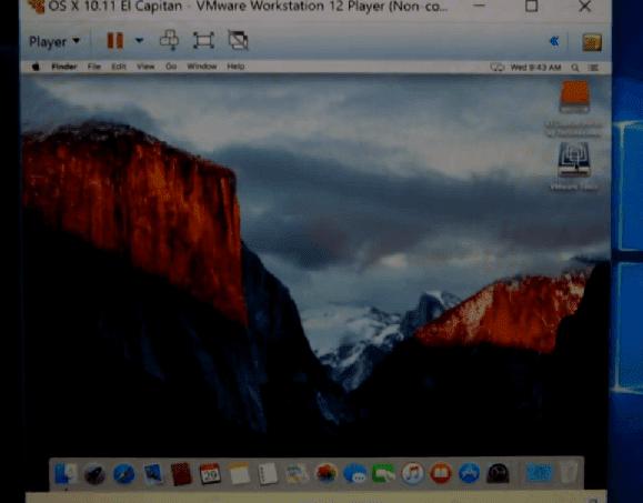 install mac os on vmware workstation 12