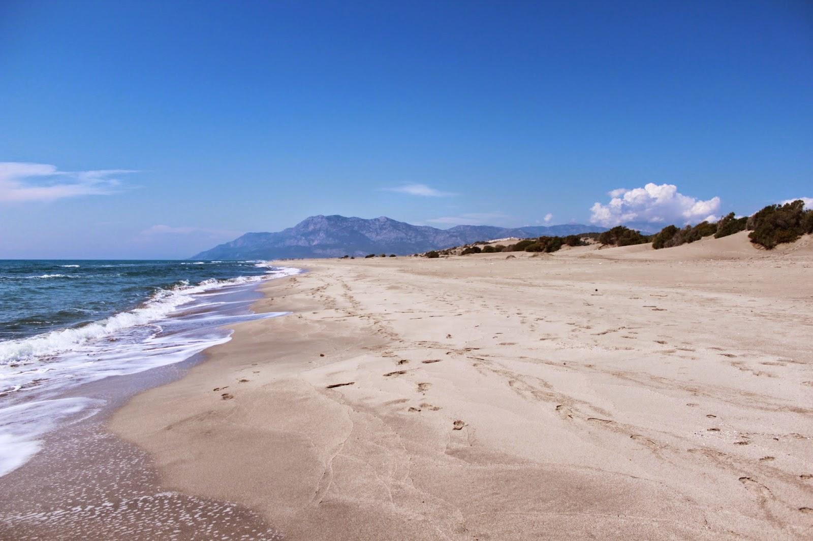 Patara Plajı Kınık Gezi Rehberi