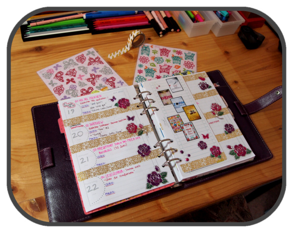 Plan With Me : Woche #25 2017
