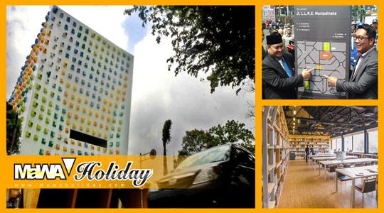 Wisata Ke Creative Center Bandung